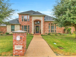 Photo of 4225 Hollow Creek Court, Fort Worth, TX 76008 (MLS # 13723798)