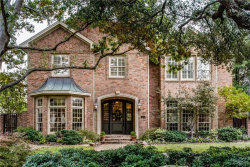 Photo of 3905 GREENBRIER Drive, University Park, TX 75225 (MLS # 13726746)