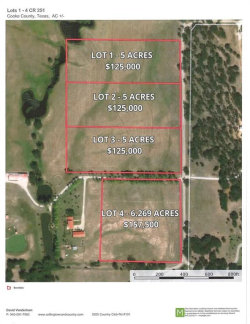 Photo of Lot 2 CR 251, Valley View, TX 76272 (MLS # 13736497)
