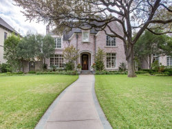 Photo of 3913 Marquette Street, University Park, TX 75225 (MLS # 13753326)