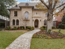Photo of 7439 Wentwood Drive, Dallas, TX 75225 (MLS # 13754538)