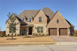 Photo of 4011 Hollywood Park Court, Celina, TX 75009 (MLS # 13757001)