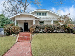 Photo of 1916 Hillcrest Street, Fort Worth, TX 76107 (MLS # 13757092)