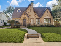 Photo of 4553 S Versailles Avenue, Highland Park, TX 75205 (MLS # 13767709)