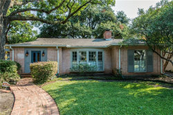 Photo of 4629 Belclaire Avenue, Highland Park, TX 75209 (MLS # 13776130)