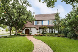 Photo of 3220 Beverly Drive, Highland Park, TX 75205 (MLS # 13795724)