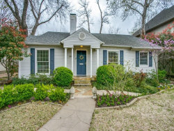 Photo of 4409 Greenbrier Drive, University Park, TX 75225 (MLS # 13802174)