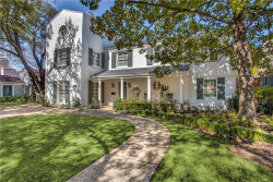 Photo of 4640 Southern Avenue, Highland Park, TX 75209 (MLS # 13811219)