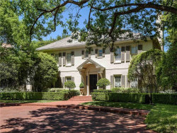 Photo of 3812 Beverly Drive, Highland Park, TX 75205 (MLS # 13820460)