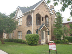Photo of 6164 Oram Street, Dallas, TX 75214 (MLS # 13847076)