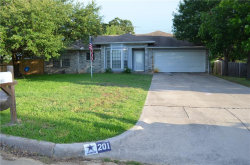 Photo of 201 Bowles Court, Kennedale, TX 76060 (MLS # 13851884)