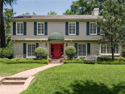 Photo of 4340 Westway Avenue, Highland Park, TX 75205 (MLS # 13864015)