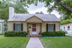 Photo of 9029 Santa Clara, Dallas, TX 75218 (MLS # 13868523)
