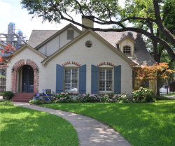 Photo of 4137 Stanford Avenue, Dallas, TX 75225 (MLS # 13869135)