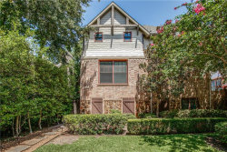 Photo of 3444 Rankin Street, Unit B, University Park, TX 75205 (MLS # 13870188)