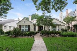 Photo of 3316 Greenbrier Drive, University Park, TX 75225 (MLS # 13886145)