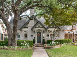 Photo of 5440 Vanderbilt Avenue, Dallas, TX 75206 (MLS # 13886910)
