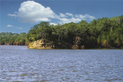 Photo of 126 Texoma Bluffs Circle, Lot 16, Gordonville, TX 76245 (MLS # 13888165)