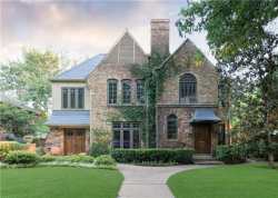 Photo of 4411 Westway Avenue, Highland Park, TX 75205 (MLS # 13888266)