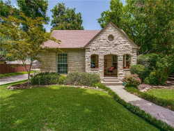 Photo of 5603 Mercedes Avenue, Dallas, TX 75206 (MLS # 13889993)