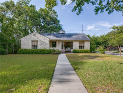 Photo of 3321 Marquette Street, University Park, TX 75225 (MLS # 13891721)
