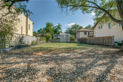 Photo of 4309 Livingston Avenue, Lot 14, Highland Park, TX 75205 (MLS # 13891864)