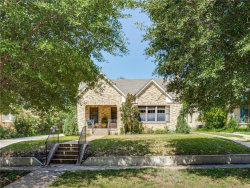 Photo of 2308 Tremont Avenue, Fort Worth, TX 76107 (MLS # 13915348)