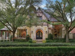 Photo of 3650 University Boulevard, University Park, TX 75205 (MLS # 13927488)