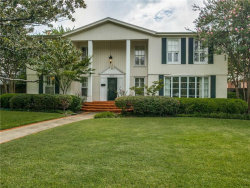Photo of 3117 Caruth Boulevard, University Park, TX 75225 (MLS # 13934664)