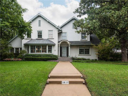 Photo of 3617 Euclid Avenue, Highland Park, TX 75205 (MLS # 13937722)