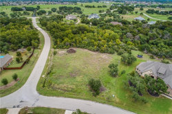 Photo of 153 Turkey Creek Drive, Lot 26, Aledo, TX 76008 (MLS # 13939016)