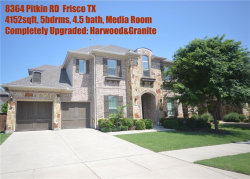 Photo of 8364 Pitkin Road, Frisco, TX 75034 (MLS # 13940212)