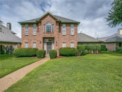 Photo of 3621 Racquet Court, Plano, TX 75023 (MLS # 13940355)