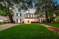 Photo of 4640 Southern Avenue, Highland Park, TX 75209 (MLS # 13943280)