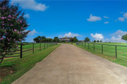 Photo of 10443 Cole Road, Pilot Point, TX 76258 (MLS # 13950992)
