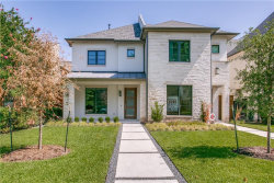 Photo of 3626 Binkley Avenue, University Park, TX 75205 (MLS # 13956325)