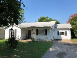 Photo of 1409 Wolfe City Drive, Greenville, TX 75401 (MLS # 13963082)