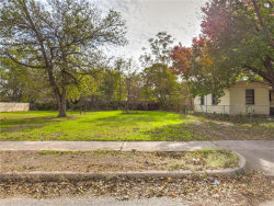 Photo of 1712 Glenmore Avenue, Lot 4, Fort Worth, TX 76102 (MLS # 13976044)