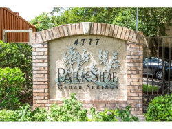 Photo of 4777 Cedar Springs Road, Unit 8Q, Dallas, TX 75219 (MLS # 13997353)