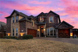 Photo of 317 Clear Cove, Argyle, TX 76226 (MLS # 13998002)