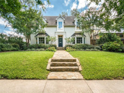 Photo of 4806 Abbott Avenue, Highland Park, TX 75205 (MLS # 14002786)