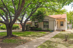 Photo of 3729 Carolyn Road, Fort Worth, TX 76109 (MLS # 14004616)
