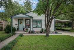 Photo of 3817 Oaklawn Drive, Fort Worth, TX 76107 (MLS # 14005299)