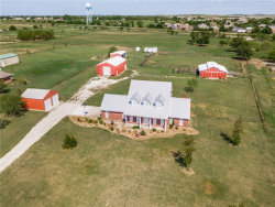 Photo of 110 Fm 2450, Krum, TX 76249 (MLS # 14015647)