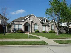 Photo of 1588 Castle Pines Drive, Frisco, TX 75036 (MLS # 14018802)