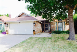 Photo of 447 Pebblecreek Drive, Keller, TX 76248 (MLS # 14020205)