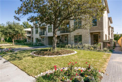 Photo of 4514 Abbott Avenue, Unit 1, Highland Park, TX 75205 (MLS # 14022861)