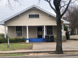 Photo of 1723 Grand Avenue, Fort Worth, TX 76164 (MLS # 14024614)