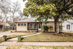 Photo of 3713 Honeysuckle Avenue, Fort Worth, TX 76111 (MLS # 14025231)