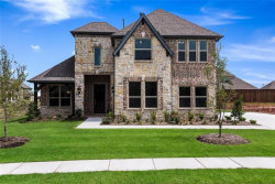Photo of 281 Andover Lane, Prosper, TX 75078 (MLS # 14025985)